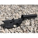 SIONICS Gutless Lower Receiver Assembly