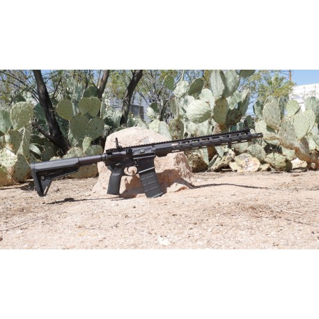 Patrol Rifle Three XL
