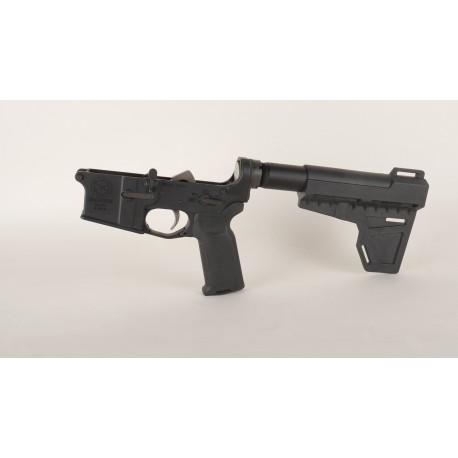 SIONICS Pistol Lower Receiver Assembly